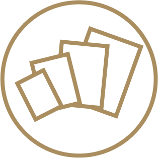 Executive Postcards - Popular Sizes 2 Icon