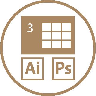 Pocket Calendars - Download Templates 3 Icon