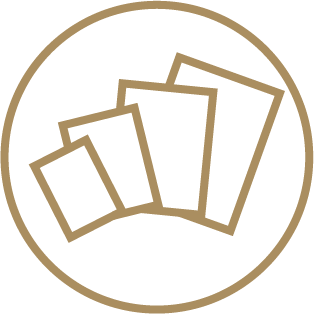Express Tickets/Vouchers - Optional 5 Sizes 3 Icon