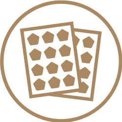 Any Shape Stickers - Fit-to-sheet Style 2 Icon