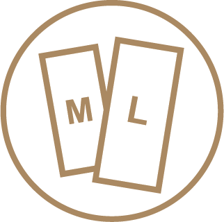 Standard Bookmarks - Ready Templates 1 Icon