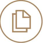 Flat Takeout Menus - Small Print Runs 1 Icon