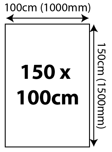 5mm Foam Board Panels - 150 x 100cm 1500x1000mm 01 Image