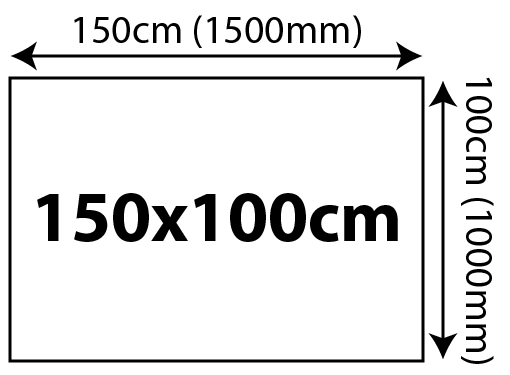 5mm Foam Board Panels - 150 x 100cm 1500x1000mm 02 Image