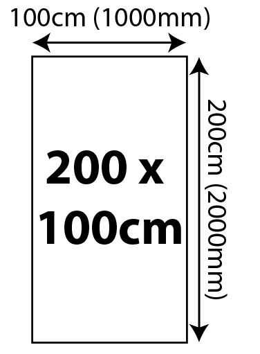 5mm Foam Board Panels - 200 x 100cm 2000x1000mm 01 Image