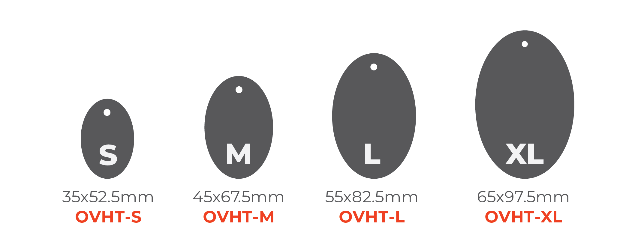 Double Pasted Hang Tags - Oval Tags 0x0mm 01 Image