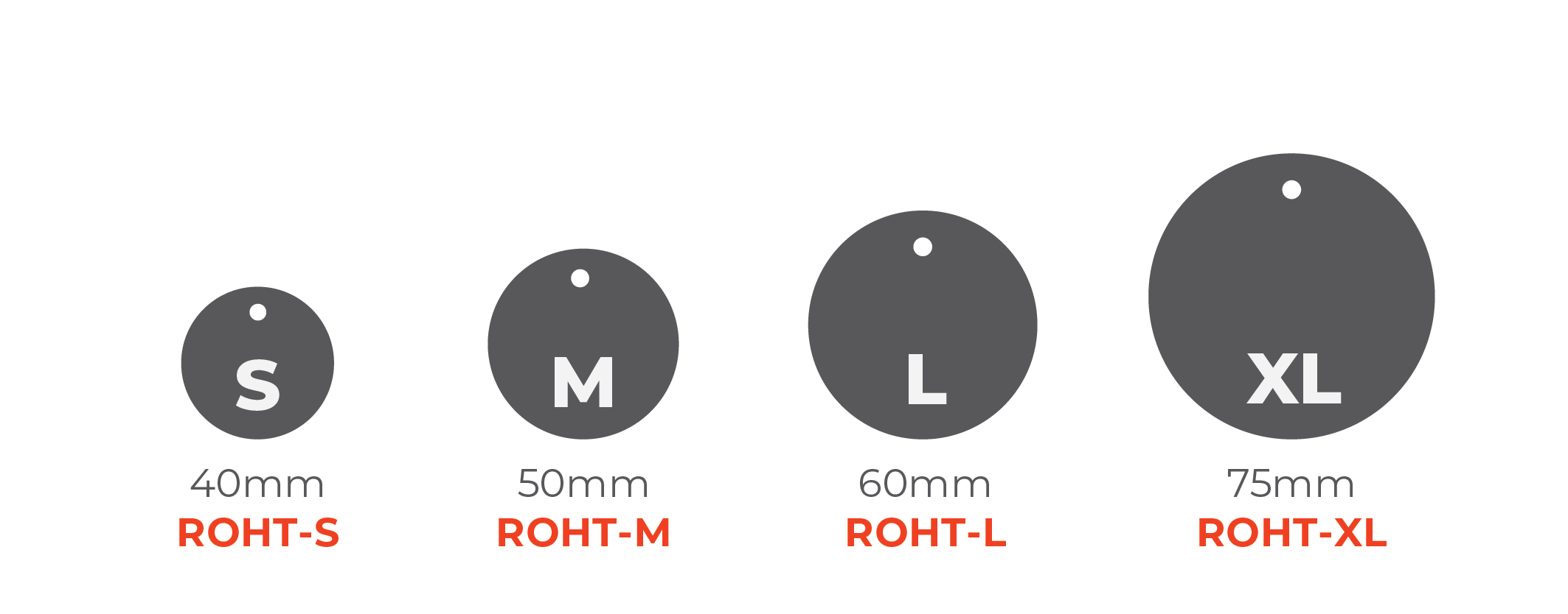 Double Pasted Hang Tags - Round Tags 0x0mm 01 Image