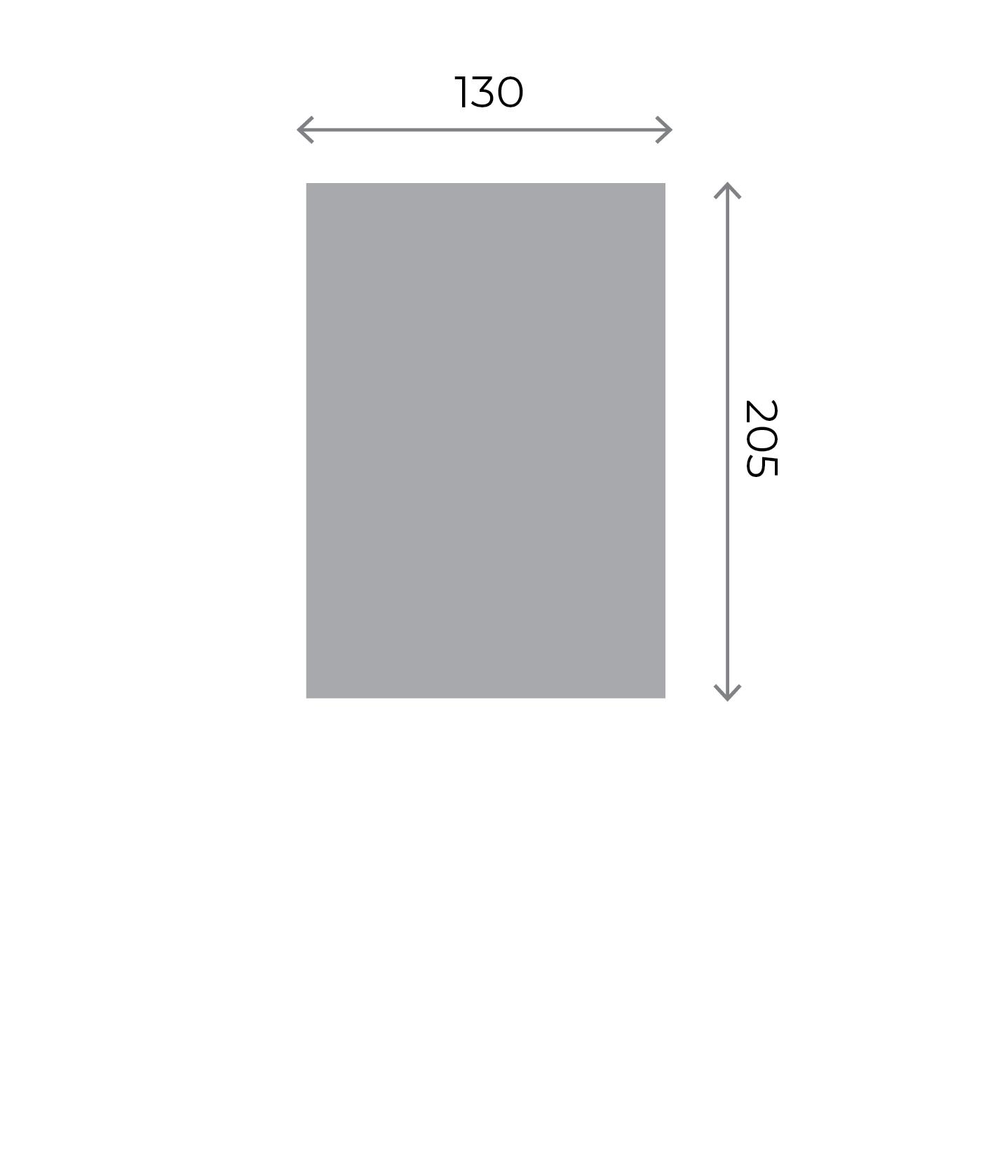 Any Shape Stickers - Small Kiss-cut Sheet (130x205mm) 130x205mm 01 Image