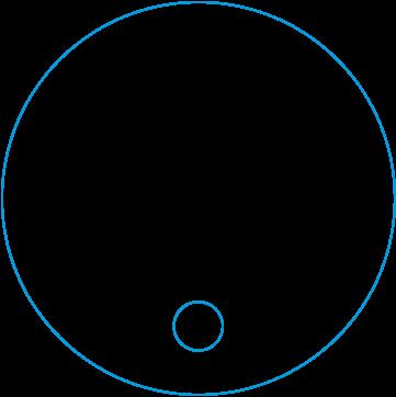 UF-001 Circular Shaped Fan
